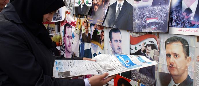 Mideast Syria Explosion