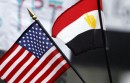 U.S. and Egyptian flags (file photo - AP)
