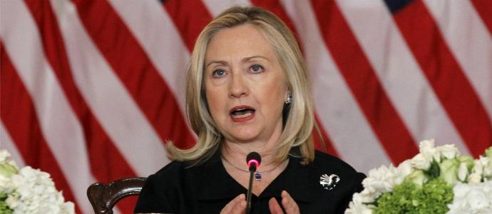 US Secretary of State Hillary Rodham Clinton (AP Image).