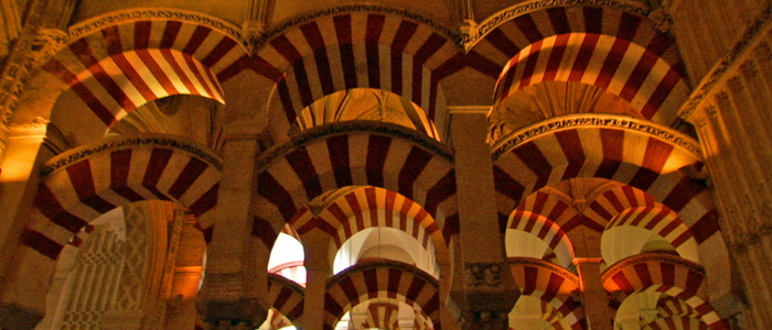 The Great Mosque of Cordoba 700