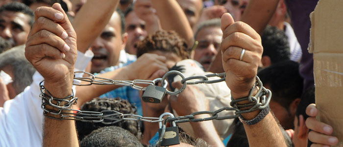 EGYPT-POLITICS-PROTEST-LIBERALS
