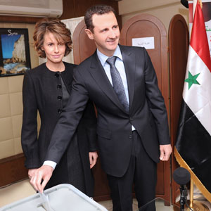 ap assad elect 300 09nov12 INSIGHT: Assad's 'Ballot Box' Initiative – Dead on Arrival