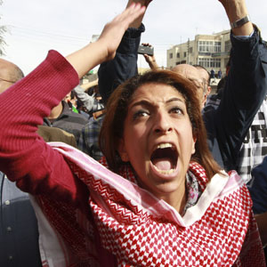 reu jordan1 300 21nov12 INSIGHT: Jordans Economic Woes Lead to Heightened Political Dissent