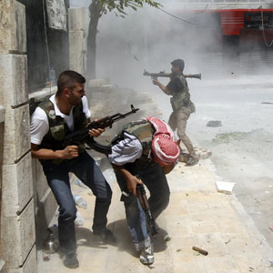 reu syria simon l 09nov12 VIEWPOINT: Arming Syria's Rebels   a Strategic and Humanitarian Imperative