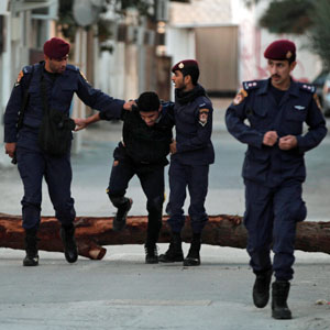 ap bahrain3 300 11dec12 INSIGHT: US Differences with Bahrain Playing Out in Public