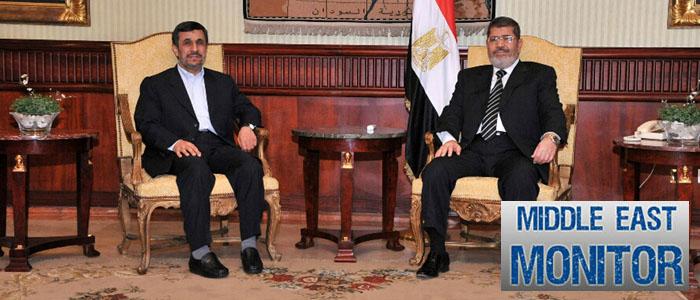 Mahmoud Ahmadinejad, Mohammed Morsi