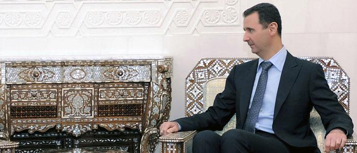 FILE - Syria's President Bashar al-Assad (Reuters)